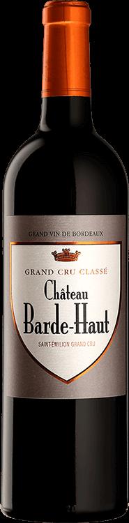 Château Barde-Haut 2014