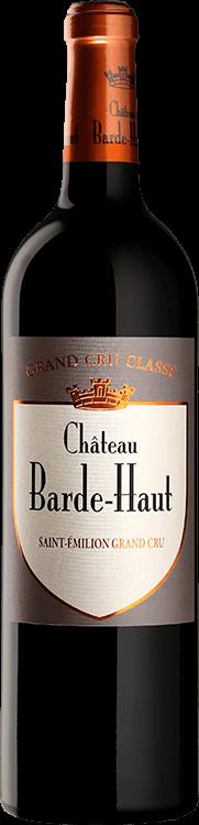 Château Barde-Haut 2018