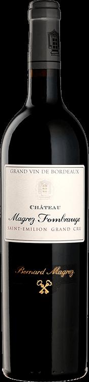 Château Magrez Fombrauge 2014