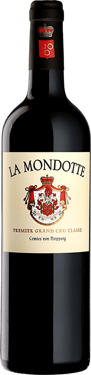 Chateau La Mondotte 2018
