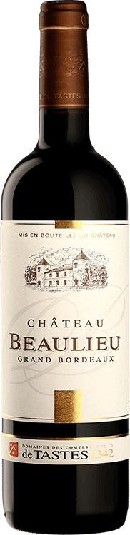 Château Beaulieu Comtes de Tastes 2017