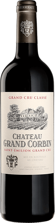 Chateau Grand Corbin 2019