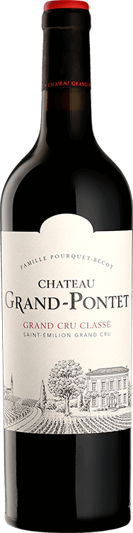 Chateau Grand-Pontet 2017