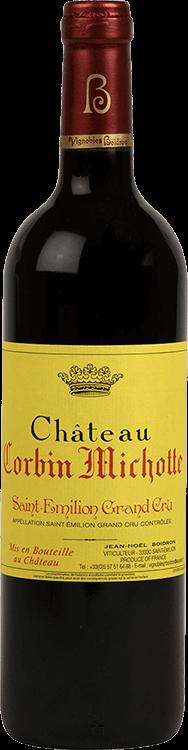 Chateau Corbin Michotte 2018
