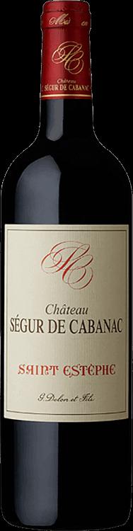 Chateau Segur de Cabanac 2019