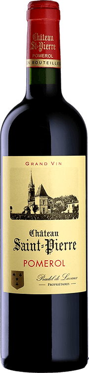 Chateau Saint-Pierre 2015
