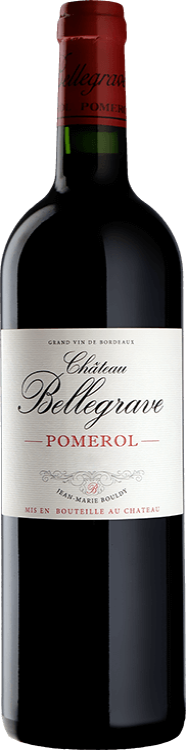 Château Bellegrave 2019