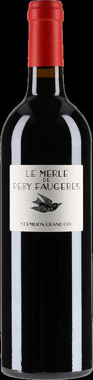 Le Merle de Peby Faugeres 2012