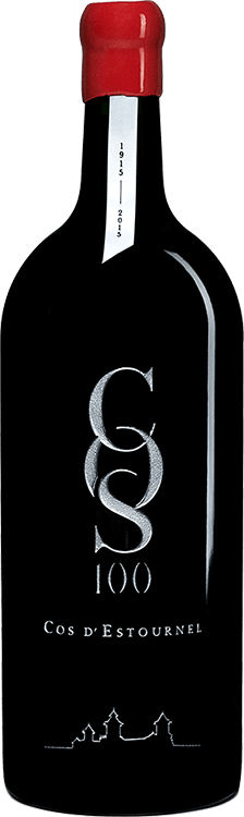 Chateau Cos d'Estournel : COS100 2015