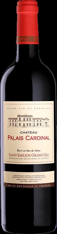 Château Palais Cardinal 2015