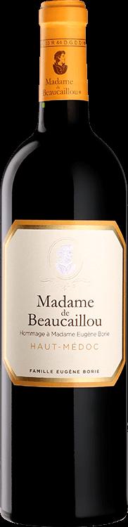 Madame de Beaucaillou 2018