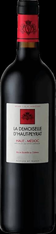 Chateau Peyrat-Fourthon : La Demoiselle d'Haut-Peyrat 2015