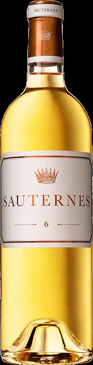 Sauternes 6 de Château d'Yquem