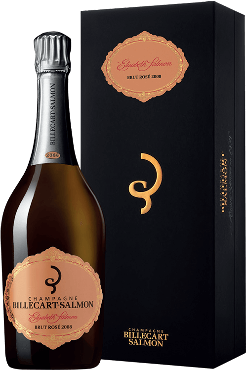 Billecart-Salmon : Cuvee Elisabeth Salmon Rose 2008