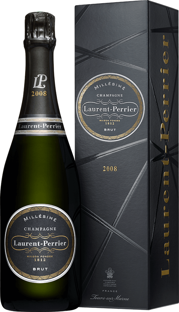Laurent-Perrier : Vintage 2008