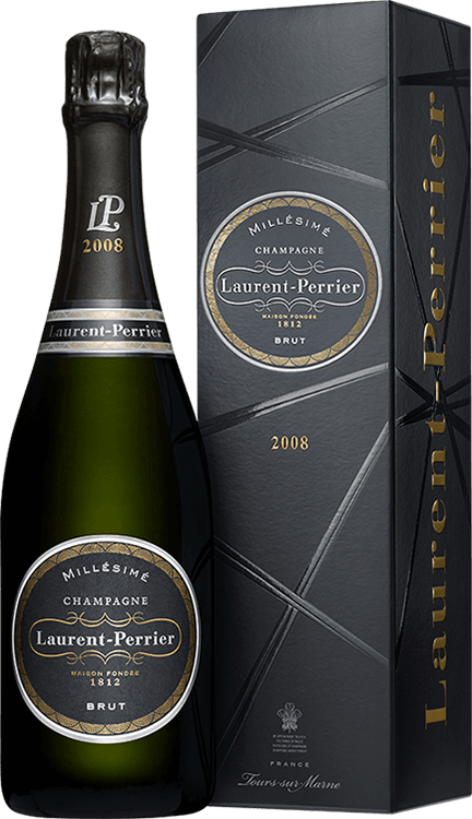 Laurent-Perrier : Millésimé 2008
