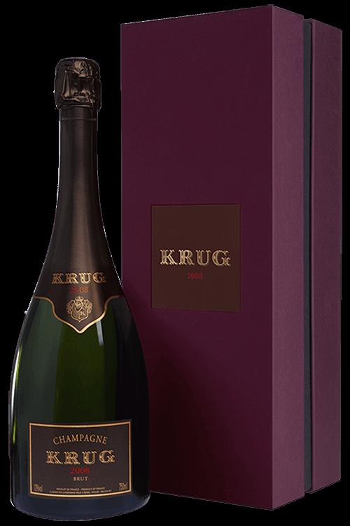 Krug : Vintage 2008