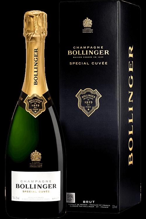 Bollinger : Special Cuvée
