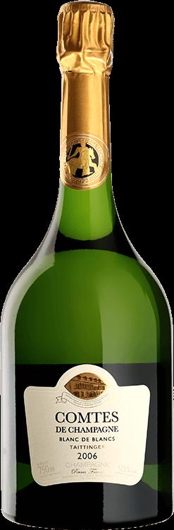 Taittinger : Comtes de Champagne Blanc de Blancs 2006