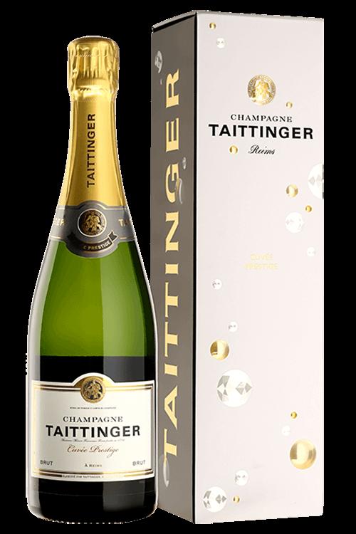 Taittinger : Cuvée Prestige Brut