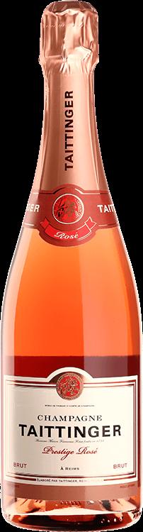 Taittinger : Prestige Rose