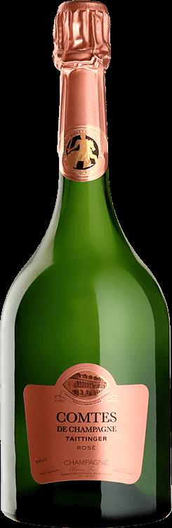 Taittinger : Comtes de Champagne Rosé 2007