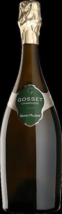 Gosset : Grand Millésime 2012