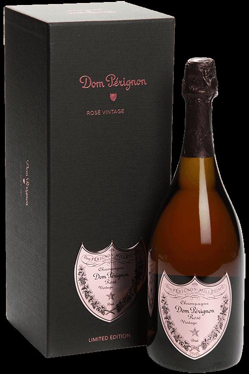 Dom Pérignon : Rosé Vintage Limited Edition Jewel Box 2002
