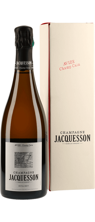 Jacquesson : Avize Champ Caïn 2005