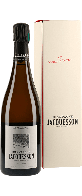 Jacquesson : Ay Vauzelle Terme 2009
