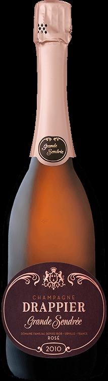 Drappier : Grande Sendrée Rosé 2010