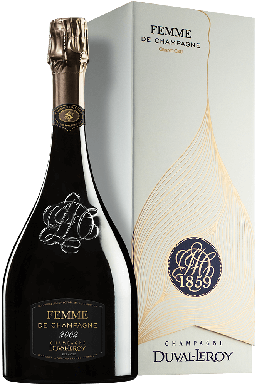 Duval-Leroy : Femme de Champagne Grand cru 2002