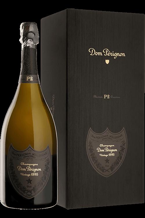 Dom Pérignon : Plénitude P2 1995