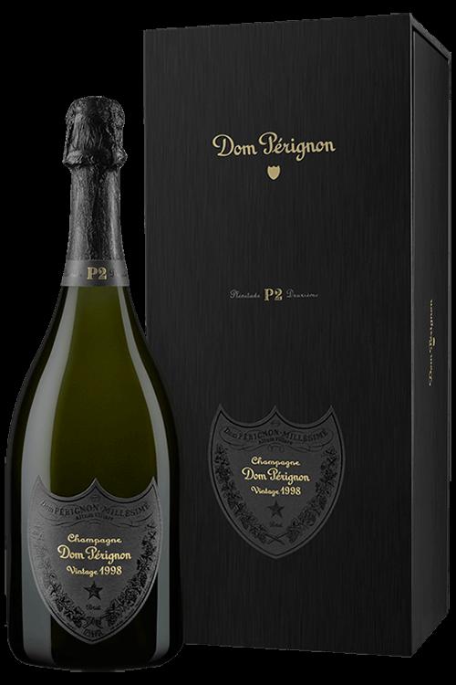 Dom Pérignon : Plénitude P2 1998
