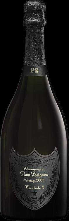 Dom Pérignon : Plénitude P2 2003
