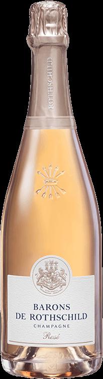 Barons de Rothschild : Brut Rosé