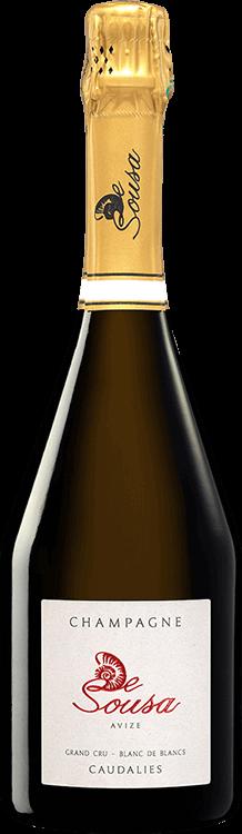De Sousa : Cuvée des Caudalies Blanc de Blancs Grand cru Extra Brut