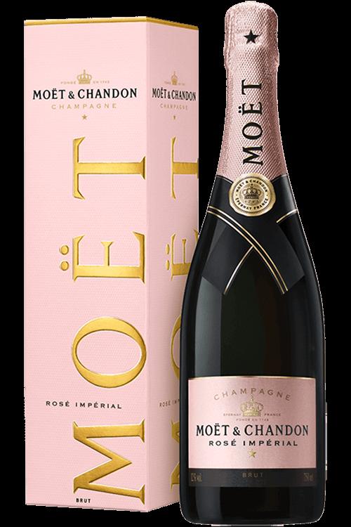 Moët & Chandon : Brut Impérial Rosé