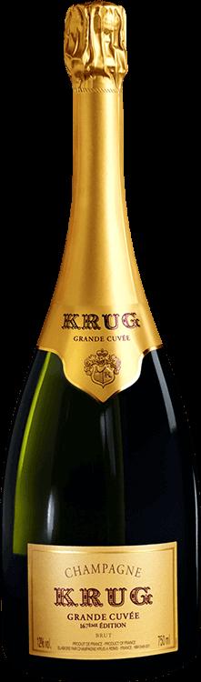 Krug : Grande Cuvée 167ème Édition