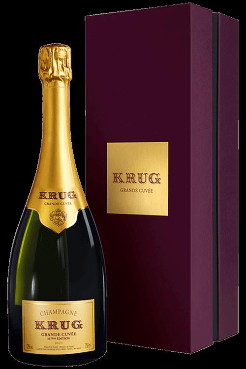 Krug : Grande Cuvee 167eme Edition