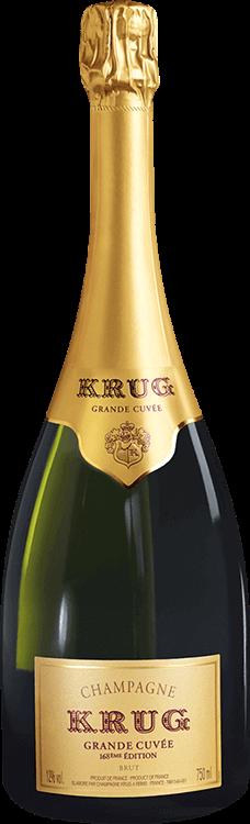 Krug : Grande Cuvee 168eme Edition