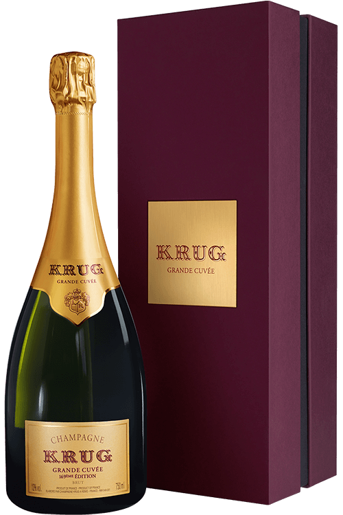 Krug : Grande Cuvée 169ème Édition