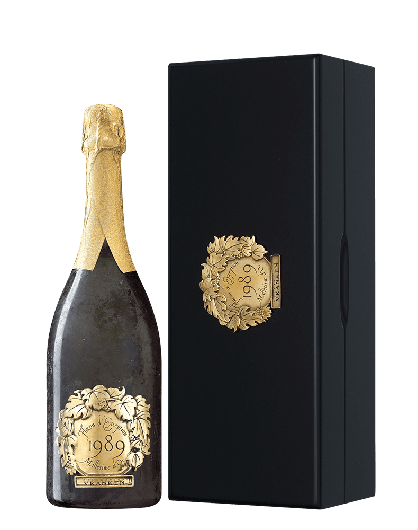 Pommery : Cuvée Louise Collection Millésimes d'Or 1989