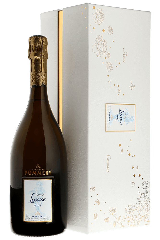 Pommery : Cuvée Louise 2004