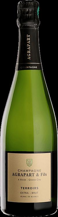 Champagne Agrapart : Terroirs Blanc de Blancs Grand Cru Extra Brut