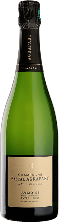 Champagne Agrapart : Avizoise Blanc de Blancs Grand Cru Extra Brut 2015