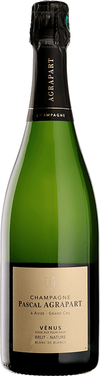 Champagne Agrapart : Vénus Blanc de Blancs Grand Cru Brut Nature 2013