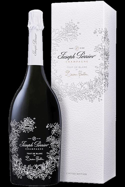 Joseph Perrier : Tout de Blanc By Lauren Collin Extra Brut