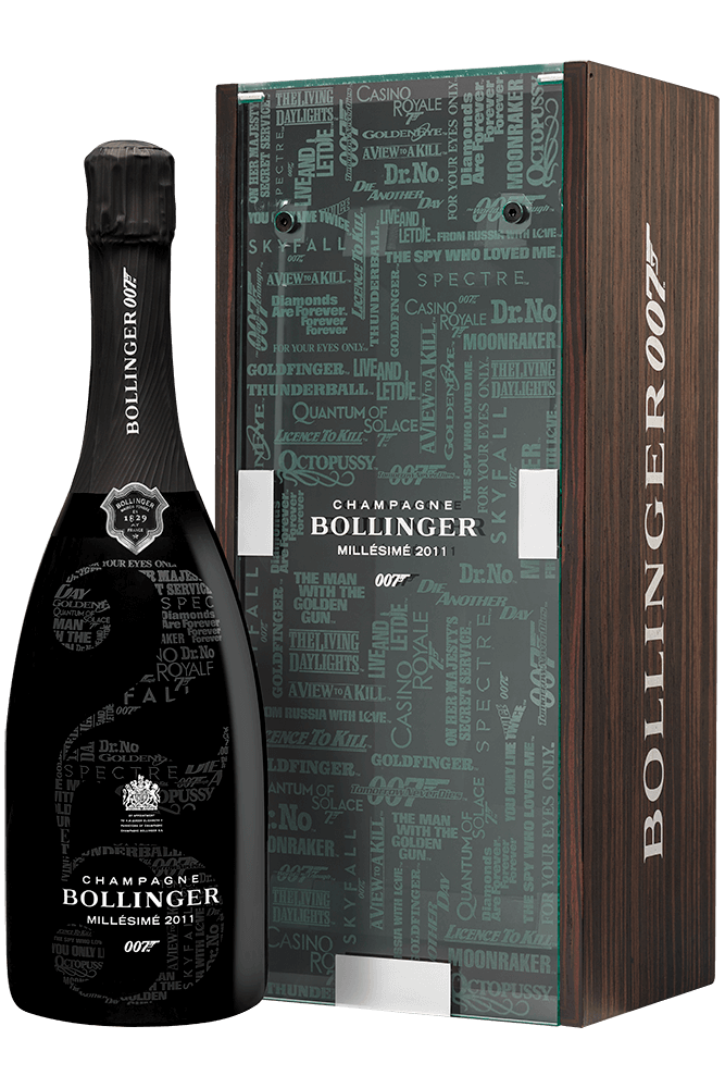 Bollinger 007 Limited Edition 2011