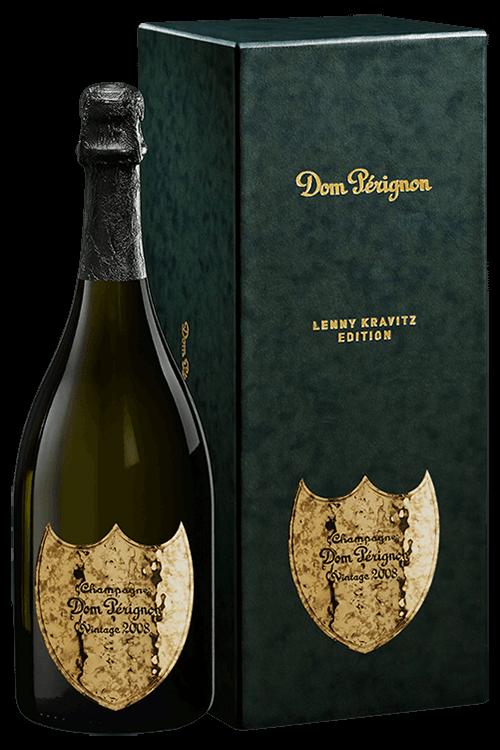 Dom Pérignon : Vintage Edition Limitée Lenny Kravitz 2008